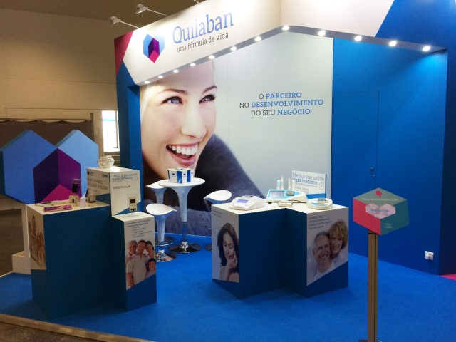 Quilaban at Expofarma 2016